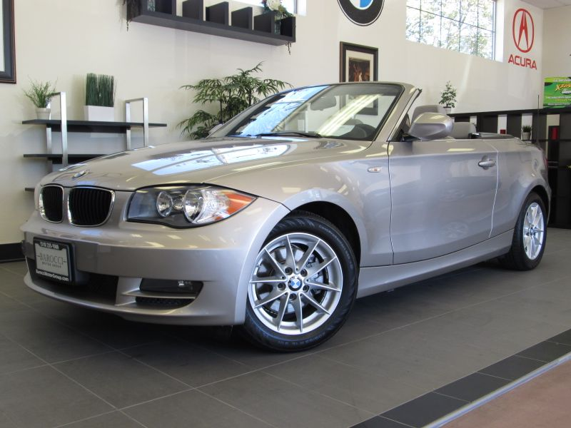 2011 BMW 128i 2dr Convertible Automatic Champagne Tan This is a beautiful 1 Series in fantastic