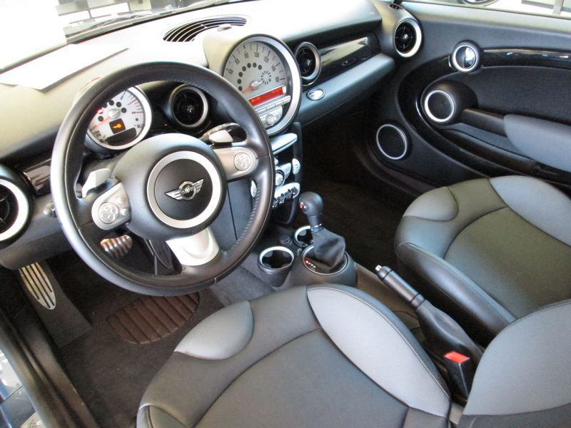 2010 MINI COOPER S 2DR COUPE