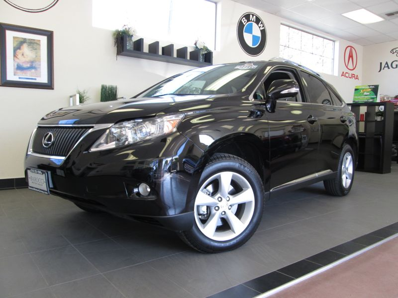 2011 Lexus RX 350 4dr SUV Automatic Black Black This is a very nice SUV complete with power rear