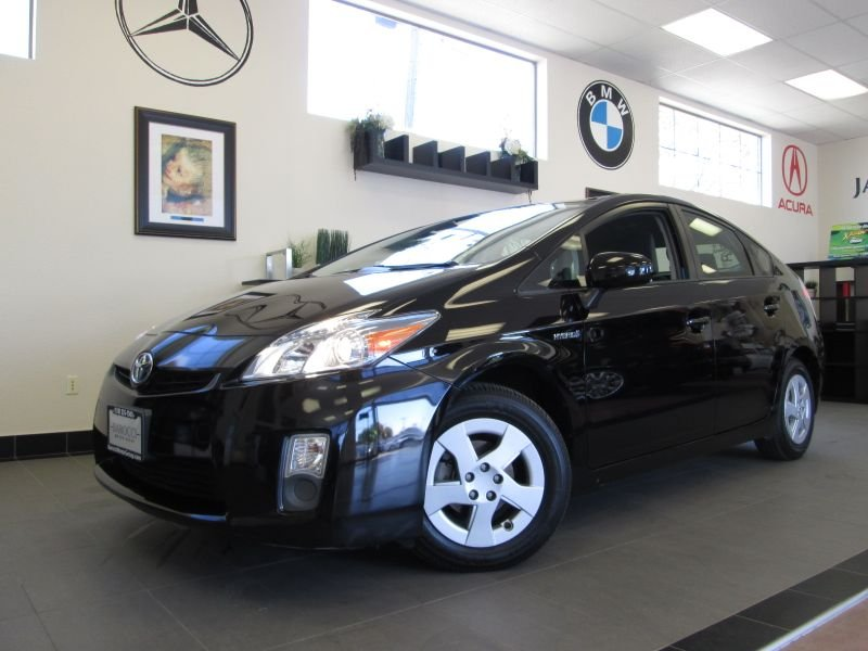 2010 Toyota Prius 4D Hatchback Automatic Black Gray This is a great vehicle in excellent conditi