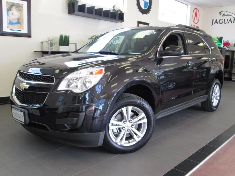 2011 Chevrolet Equinox LT SUV Automatic Black This is a very nice SUV complete with power drivers