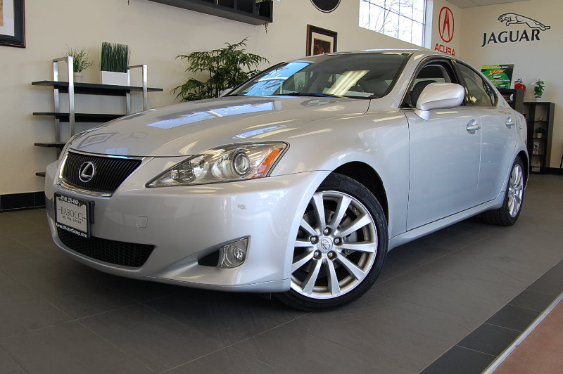 2008 LEXUS IS 250 4D SEDAN