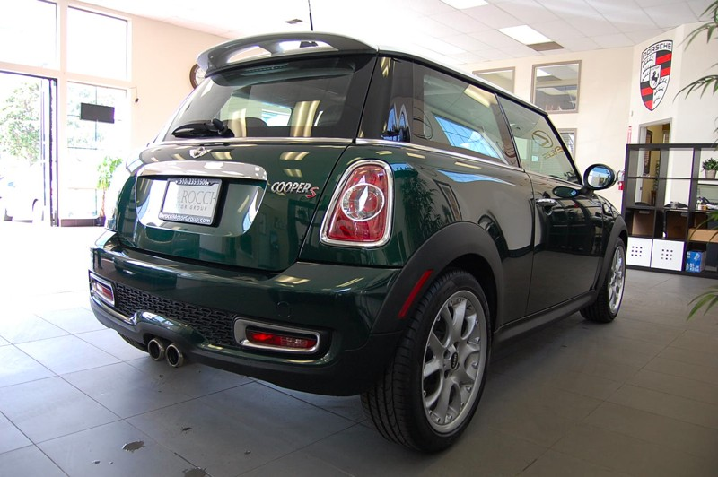 2011 MINI COOPER S HATCHBACK 2D