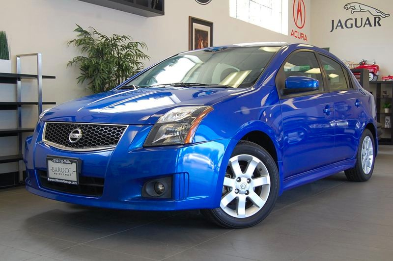 2011 Nissan Sentra SR 20 Sedan Automatic Blue Gray This is a great vehicle complete with Keyles
