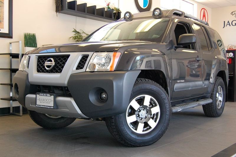 2010 Nissan Xterra X 4x4  4dr SUV Automatic Gray Gray This is a fantastic SUV complete with retr