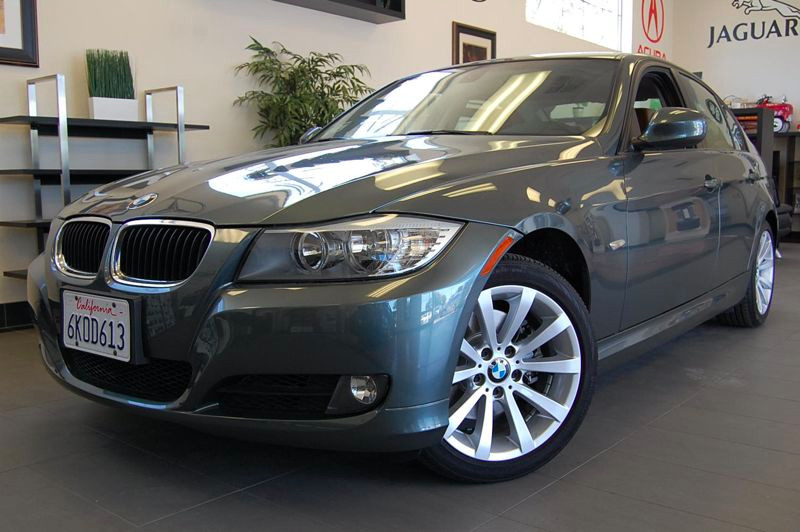 2011 BMW 3 Series 328i 4dr Sedan SA SULEV 6-Speed Automatic  Green Tan Comes with CD player Tra