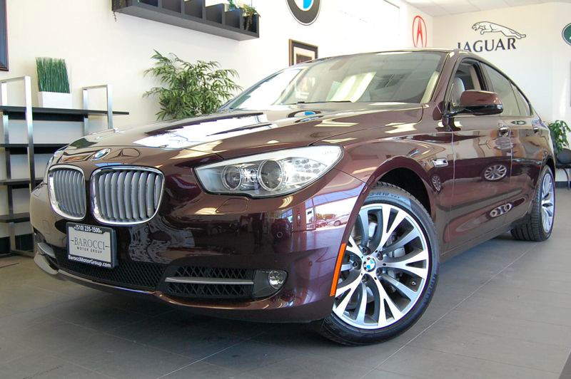 2011 BMW 5 Series 550i Gran Turismo 4dr Hatchback 8 Speed Auto Maroon Tan This Gran Turismo Edit
