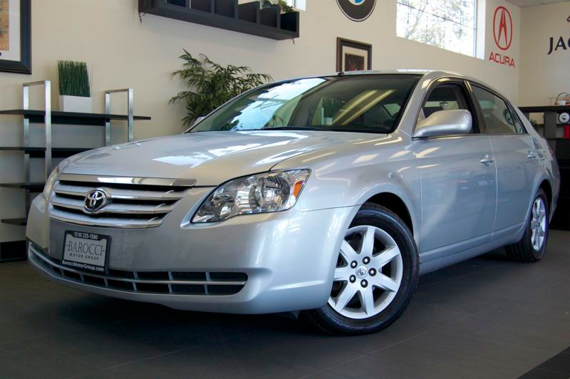 2007 Toyota Avalon XL 4dr Sedan 5 Speed Auto Blue Gray This is a fantastic Sedan that gets 268 h