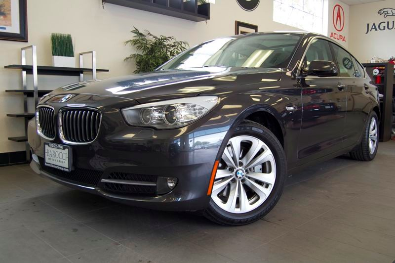 2011 BMW 5 Series 535i Gran Turismo 4dr Hatchback 8 Speed Auto Gray Tan This is an amazing 1 Own